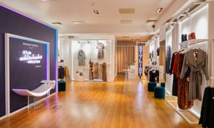 cheap for discount c4657 9cd2c Amazon opens pop-up fashion shop in central London ...