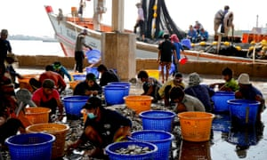 EU under fire after lifting threat to ban Thai seafood