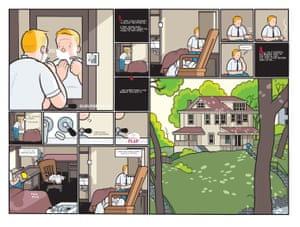 Chris Ware's 'utterly amazing' Rusty Brown