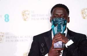 ...which went to Daniel Kaluuya star of the film Get Out