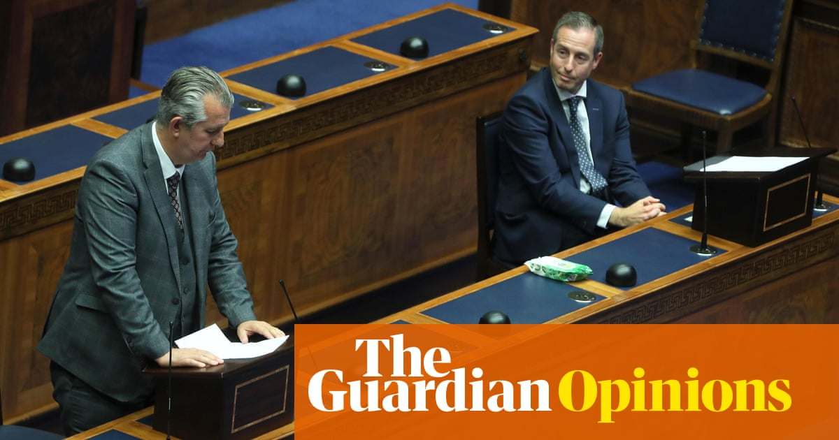 The Guardian view on the DUP: back to the past
