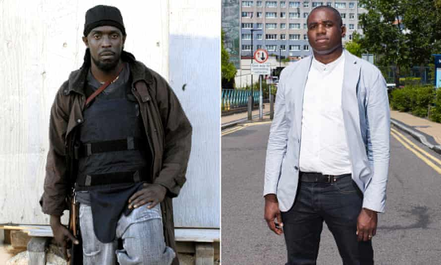 Omar and David Lammy … holding the morally bankrupt to account.