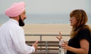 Ben Kingsley and director Isabel Coixet