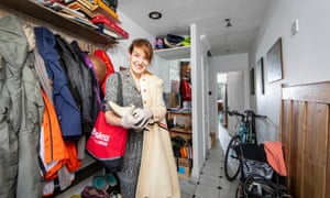 Zoe Williams: 'I decided to start with my coat.'