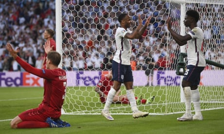 Sterling and Saka lead charge as England throw off old anxieties | Jonathan Wilson