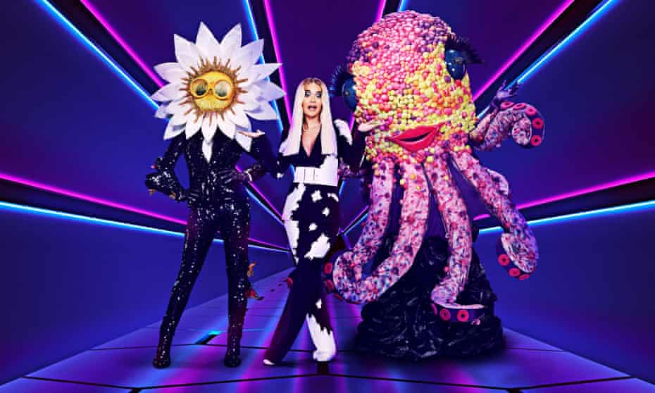 The best kind of trash TV … Daisy, Rita Ora and Octopus.