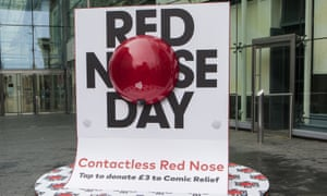 Comic Relief is one of the charities singled out for shying away from saying they have admin costs.