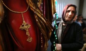 Iraqi Christians in Irbil