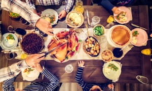 Almost all of our interviewees agreed that Thanksgiving and Christmas dinners may not be the best venues for climate talks.