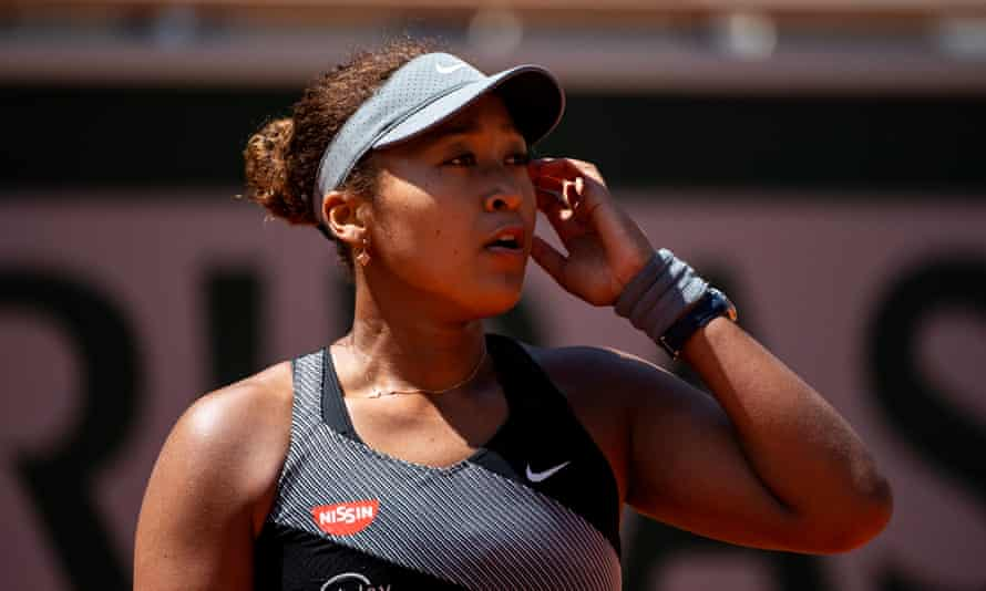 Naomi Osaka has announced on Twitter that she is withdrawing from the French Open.