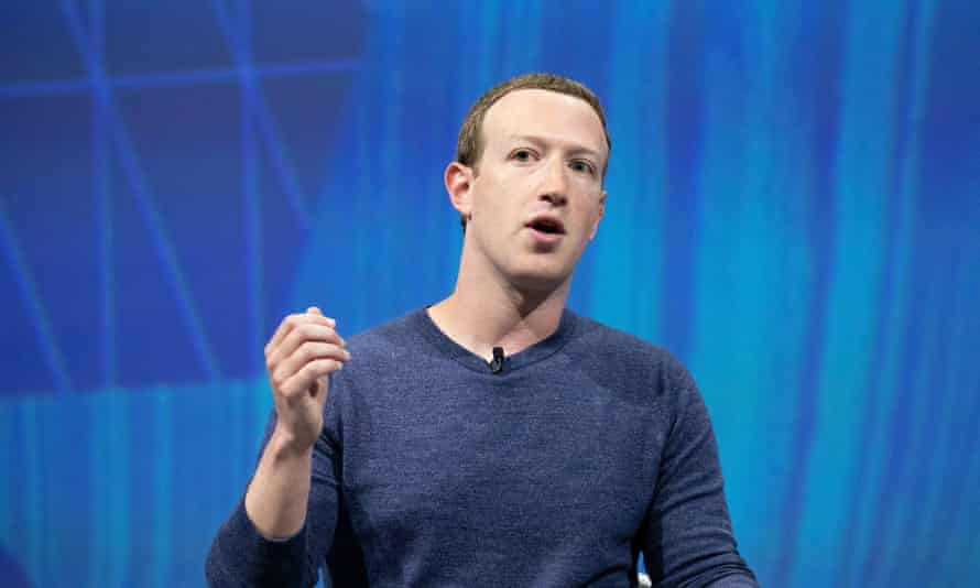 Mark Zuckerberg, chief executive officer and founder of Facebook, at a technology gathering in Paris in May.