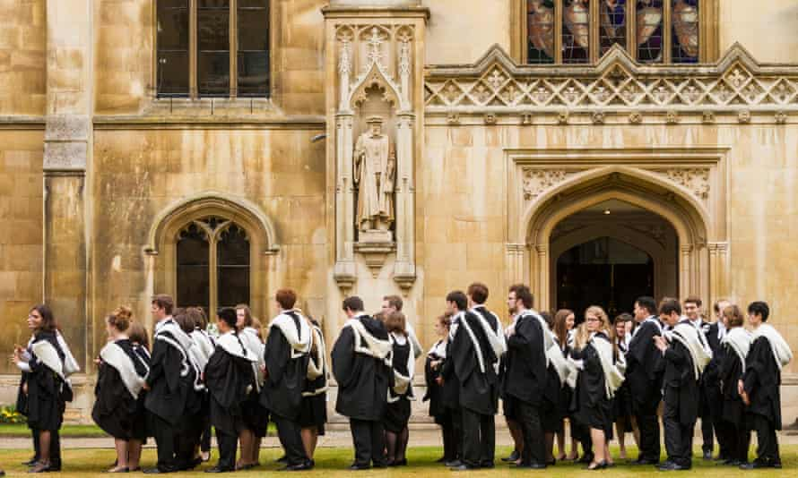 Cambridge University is to introduce the tests in autumn 2017.
