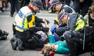 Brisbane protests