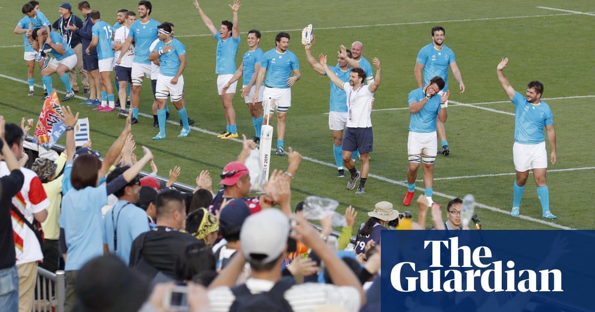 Uruguay's shock win over Fiji was our greatest - this is how we did it | Ignacio Chans