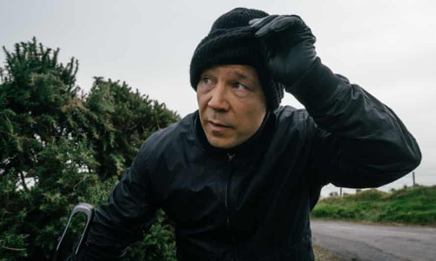 Stephen Graham as John Corbett in Line of Duty.
