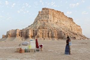Untitled, from the series Stateless, Qeshem Island, Iran.