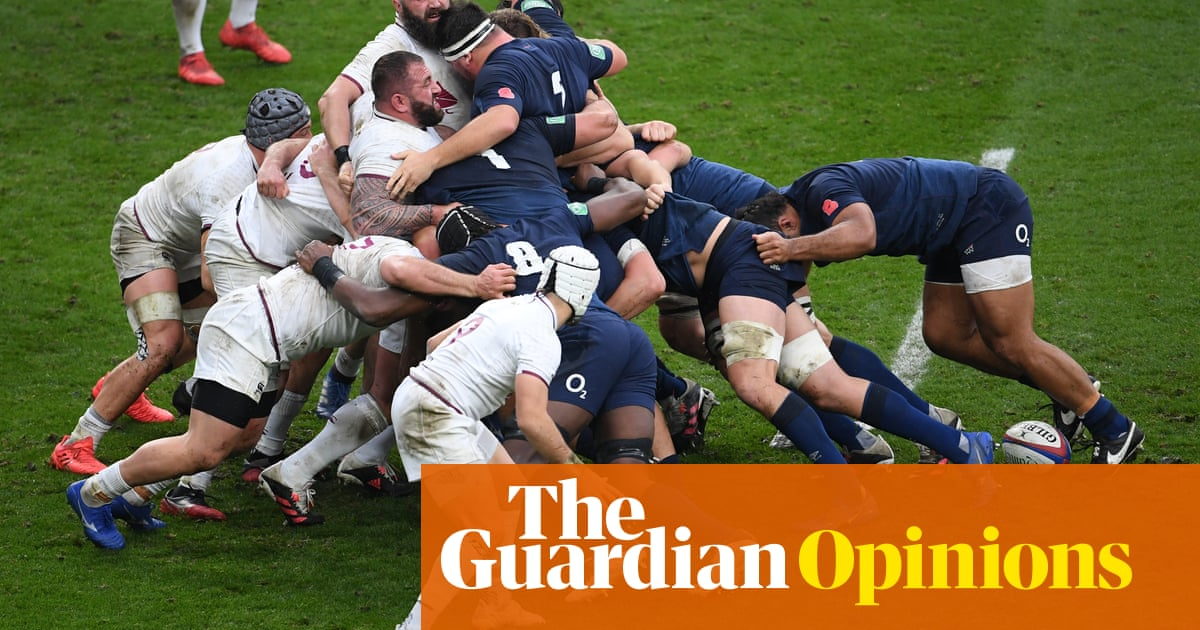 Forwards dictate rugby matches and Englands will be key against Ireland | Ugo Monye