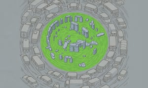 The battle for the future of Stonehenge | UK news | The Guardian