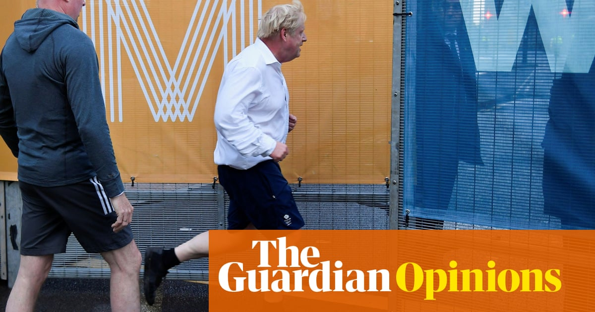 Tetchy Boris tries to play down shortages as bumps on the Brexit road