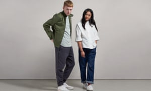 Komodo AW19 … pioneers in sustainability, producing organic cotton clothes.