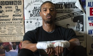 No nomination: Michael B Jordan in Creed.
