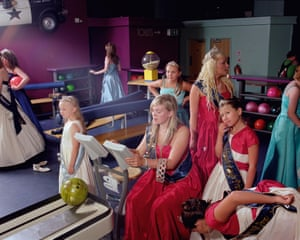 Deeds not Words, 2010: Corby Carnival Queens Go Bowling, 1.