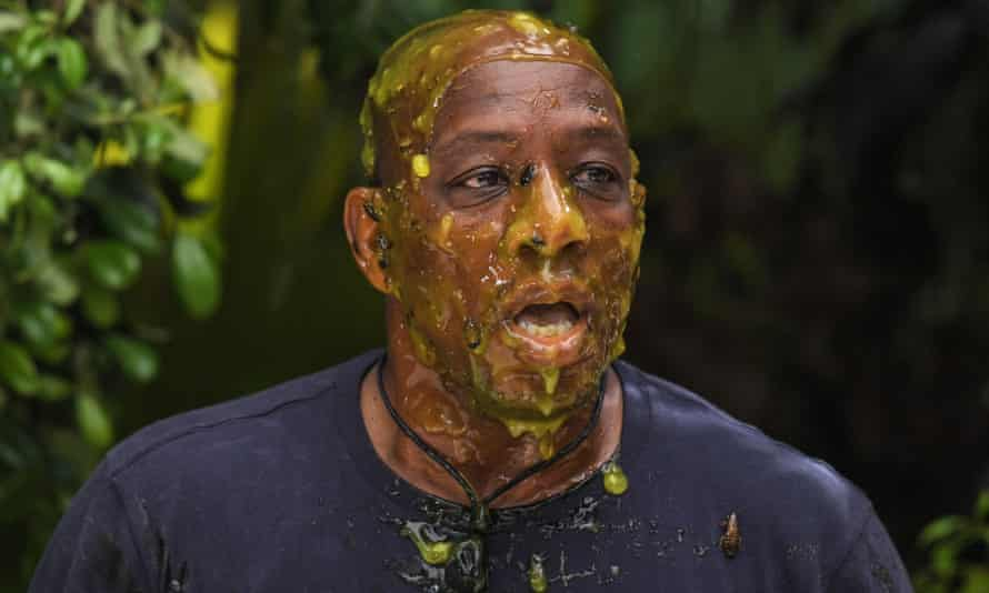 Ian Wright on I'm a Celebrity... Get Me Out of Here!