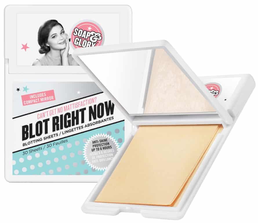 Soap & Glory Blotting Sheets
