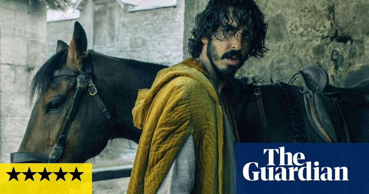 The Green Knight review – Dev Patel rides high on sublimely beautiful quest