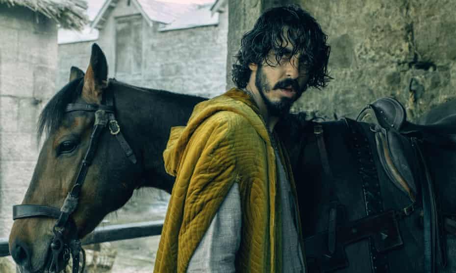 Dev Patel in David Lowery's The Green Knight.