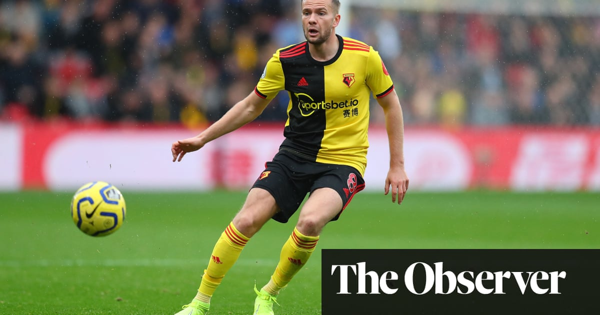 Watford's Tom Cleverley optimistic as league's test news fuels return hopes
