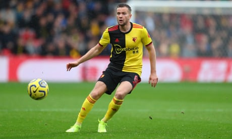 Tom Cleverley calls on Watford players to display 'no excuses mentality'