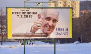 Slovak national referendum