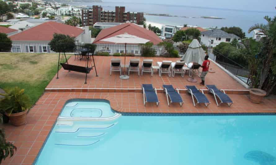 Bay Atlantic guest house, Cape Town