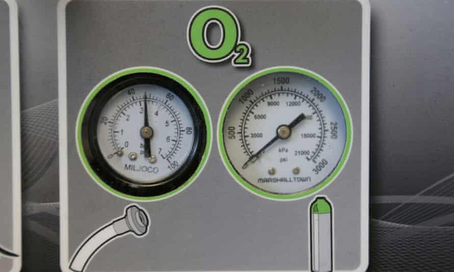 a ventilator dial