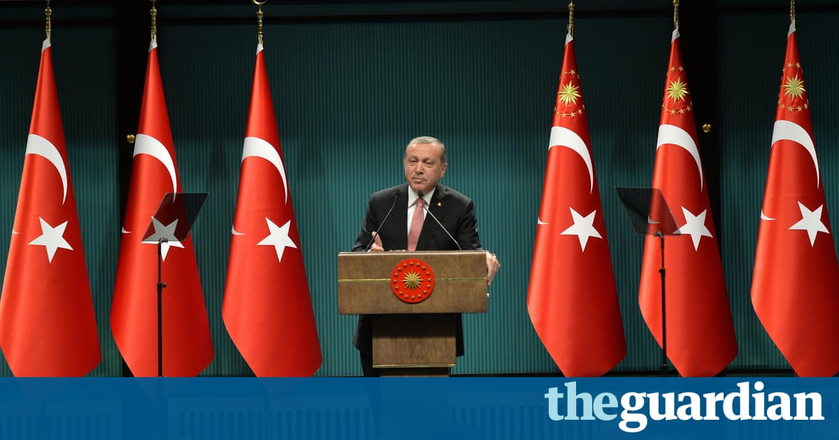 Turkey suspends European convention on human rights in wake of failed coup