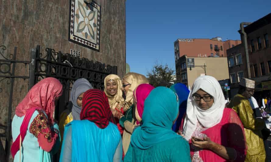 Brooklyn mosque
