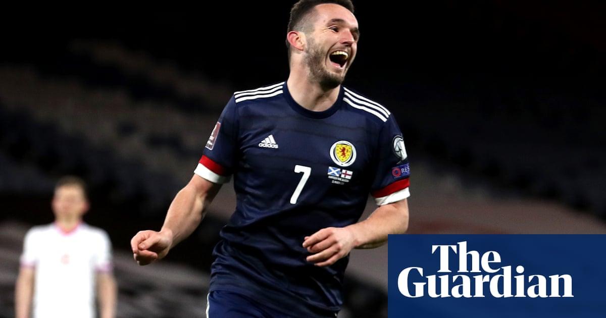 John McGinn: Scotland's potent midfield dynamo who never hides