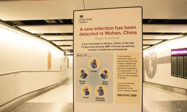 The coronavirus panic is turning the UK into a hostile environment for east Asians
