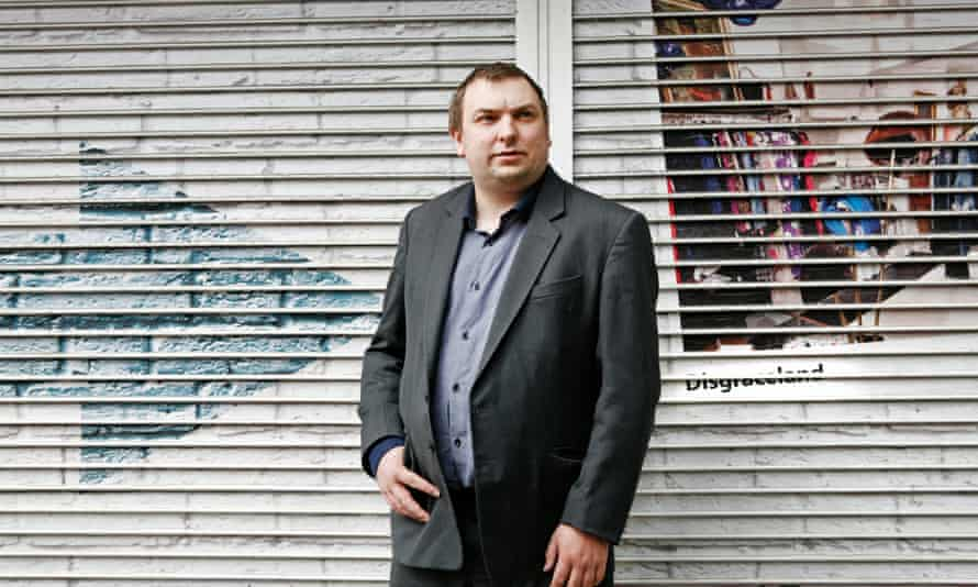 Jonathan Arnott, Ukip MEP for the north-east of England