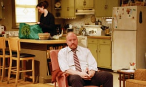Horace and Pete: pervasive misery.