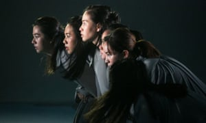 Kuo-Shin Chuang Pangcah Dance Theatre presents 038; Taiwan Dancebase at Edinburgh Festival 2017
