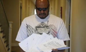 An on-site manager allegedly told Demetrius Allen that the landlords 'planned to rid the building of persons with mental disabilities,' the lawsuit said.
