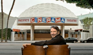 'I have not gone three months without visiting a cinema since I was a child': Simon Stephenson.