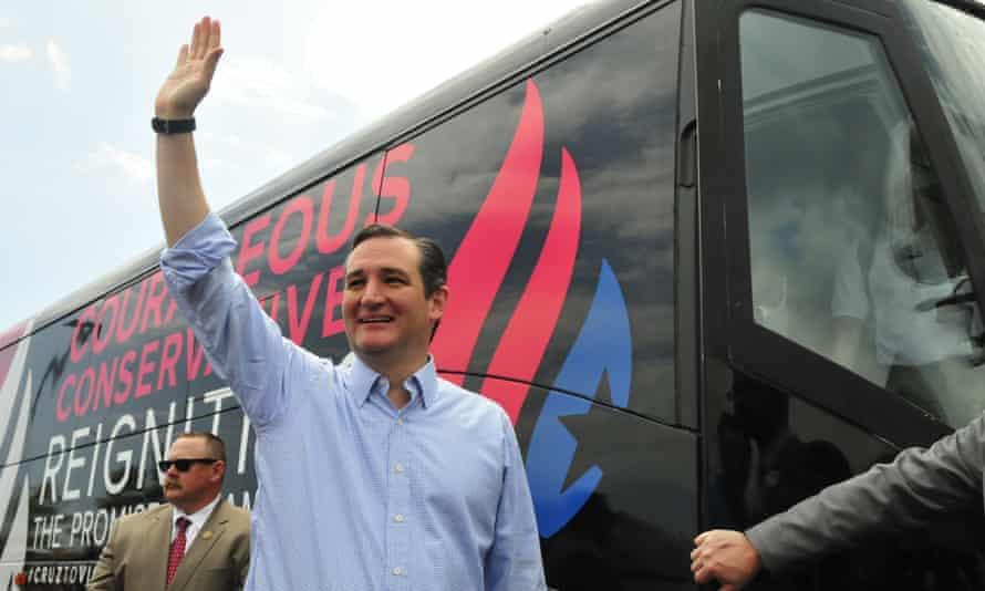 Ted Cruz in Oklahoma