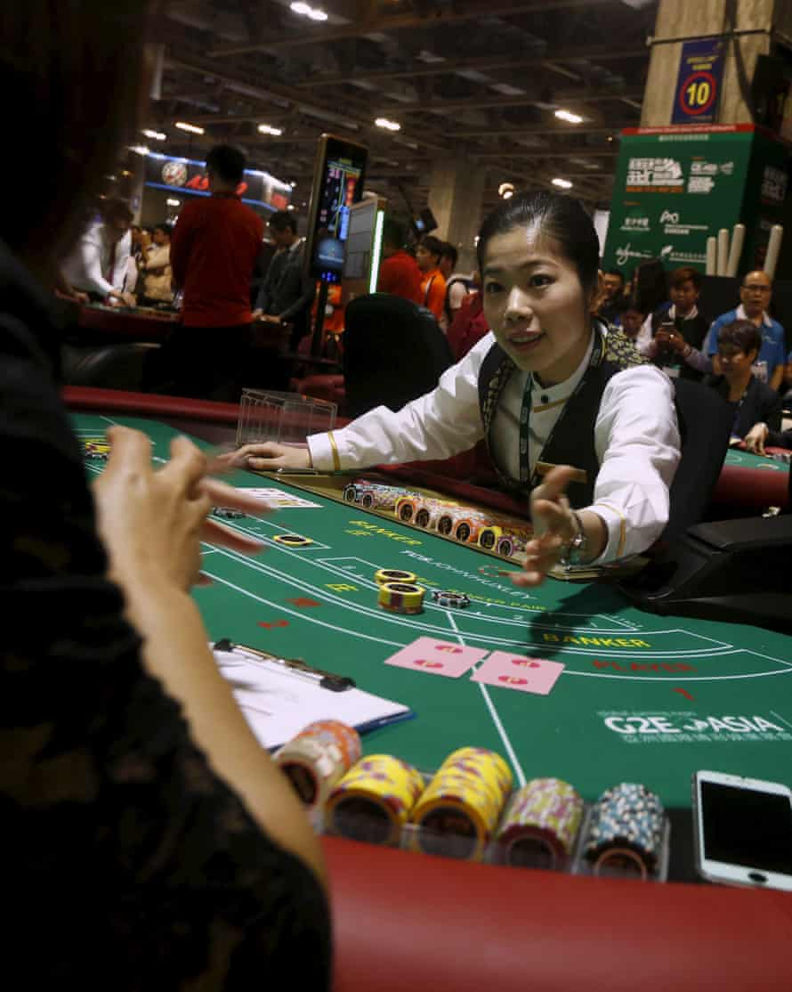 Many of the city's biggest casinos are outposts of popular Las Vegas brands.