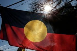 Indigenous flag