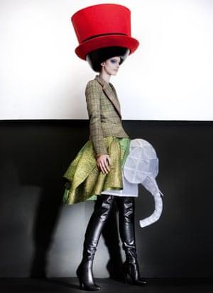 Fashion by Walter van Beirendonck