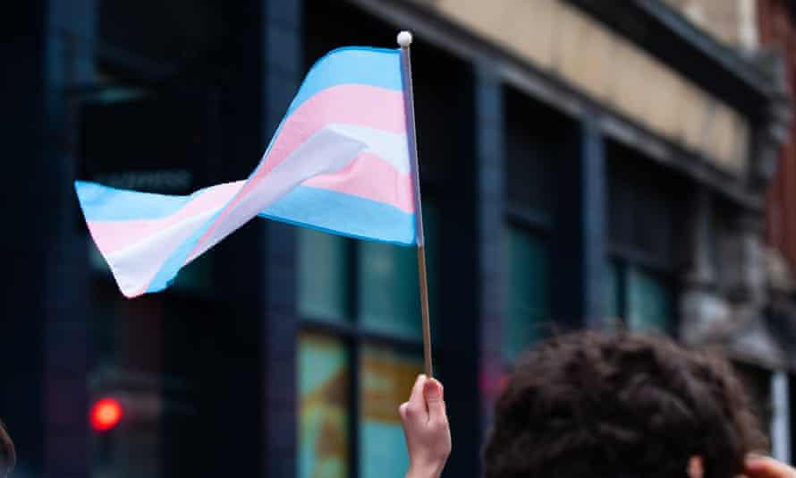 A Bristol Transgender Pride march.