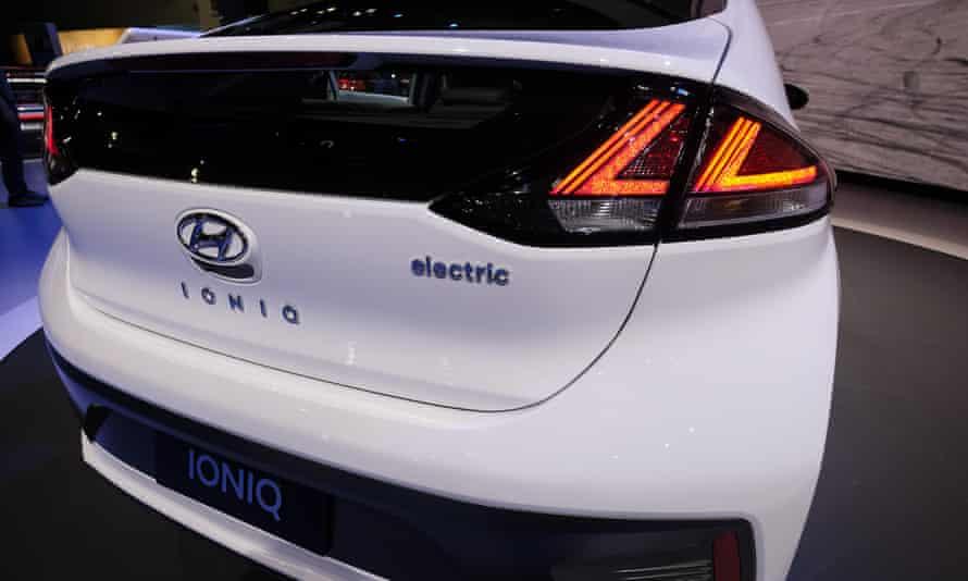 The Hyundai Ioniq